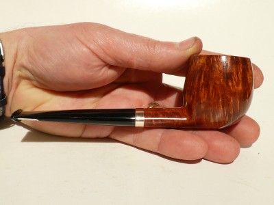 Rinaldo TRIADE YYYY 1 - Apple oval shank